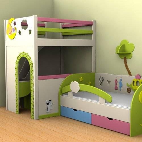 Детская комната «Королевская»