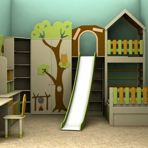 Детская мебель дизайн детских шкафы