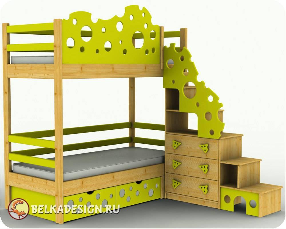 Лестница стеллаж 1