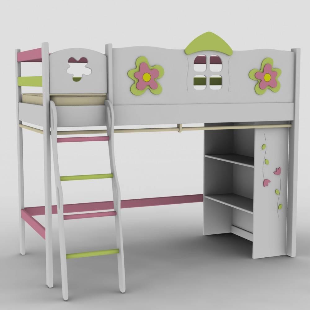 Кровать домик 5