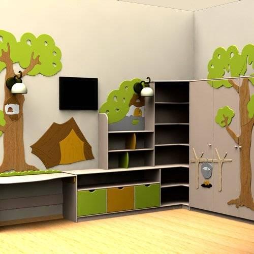 Детская комната «Байкал»