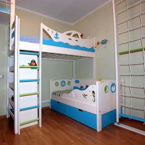 """Детская комната """"Сан-Ремо"""""""