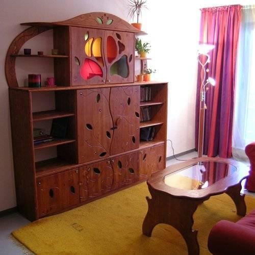 Этническая мебель