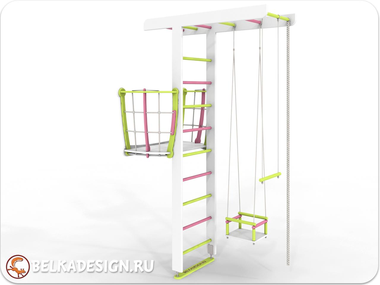 """ДСК """"Бельчонок""""  с балконом"""