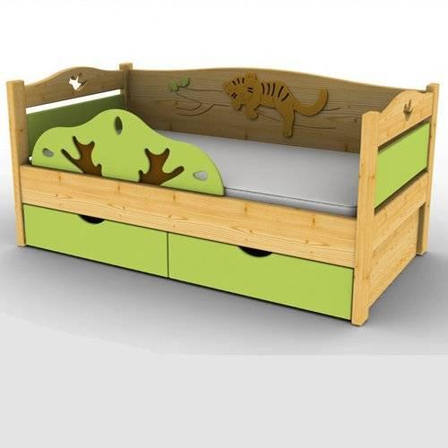 Кровати разные