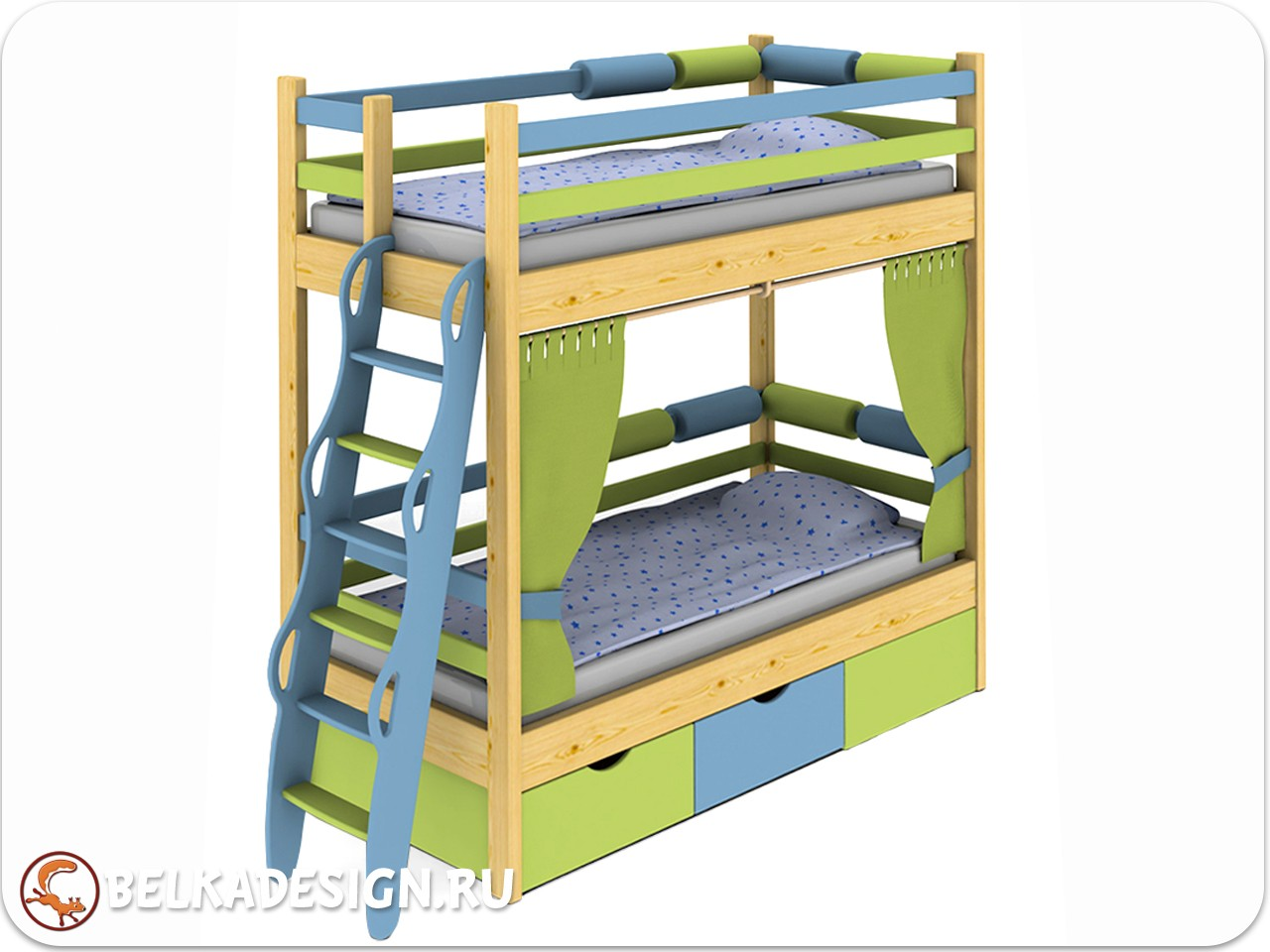 Кровать Тамань