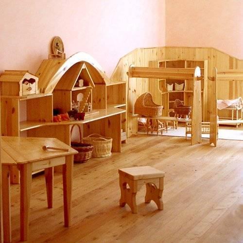 Детский сад в Барвихе