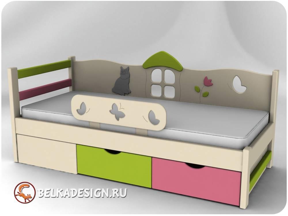 Кровати разные 4
